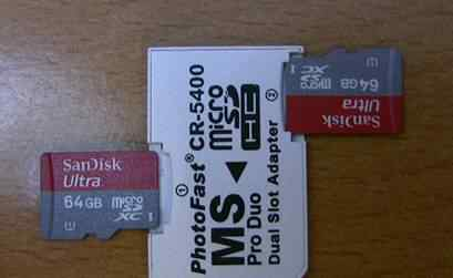 Переходник photofast cr-5400 для Sony PSP