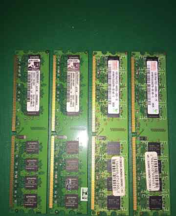 Kingston 1x4GB