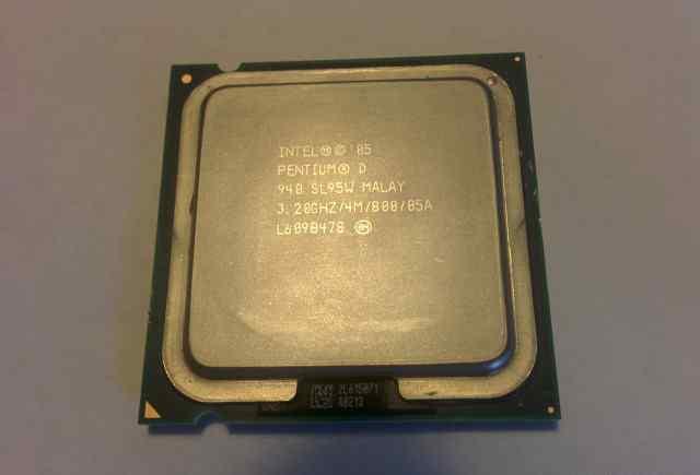 Intel PentiumD 940 3.2Ghz/4M/800 LGA 775