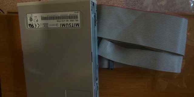 Floppy дисковод FDD внутренний