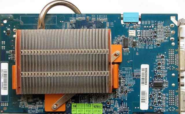Видеокарта nvidia Geforce 7600GT