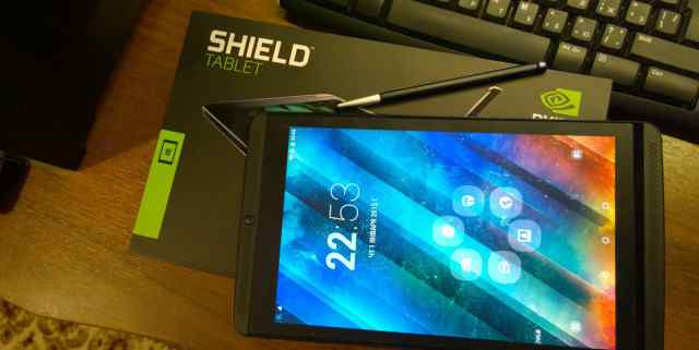 Nvidia Shield Tablet 32gb LTE