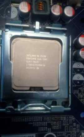 Pentium dual core e5200 socket775
