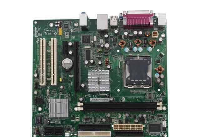 Мат. плата Socket 775 Intel D101GGC