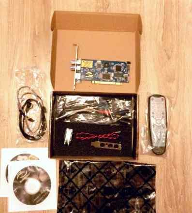 Тв-тюнер Behold TV X7 для компьютера