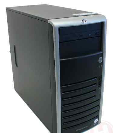 HP ProLiant ML110 G4 + Windows SMB 2003 OEM