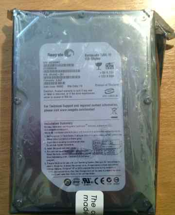Seagate Barracuda 320Gb 7200rpm