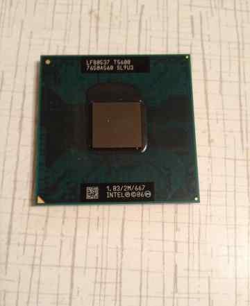Процессор Core 2 Duo T5600 Для ноутбука
