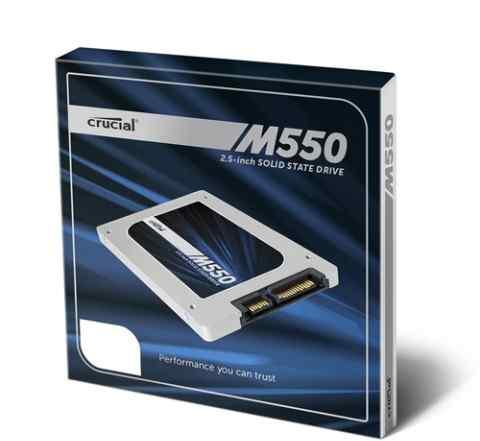 Жесткий диск Crucial CT512M550SSD1 M550 512Gb SSD