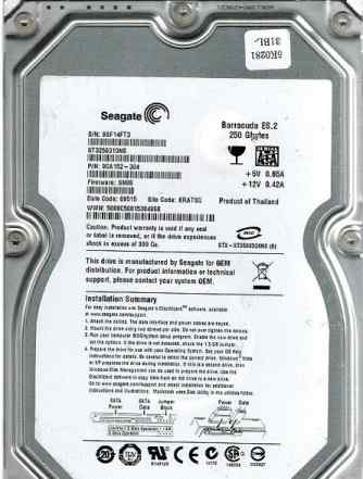 Жёсткий диск Seagate ST31000340NS