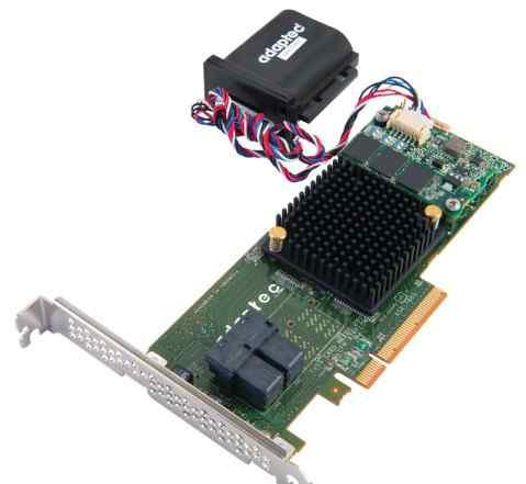 Raid-контроллеры Adaptec, LSI