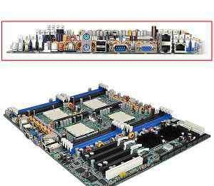 Четырёхпроцессорная Tyan Thunder K8QE (S4885)