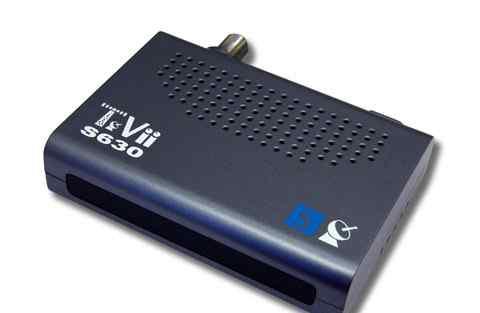 Компьютерный DVB-S приёмник TeVii S630 USB