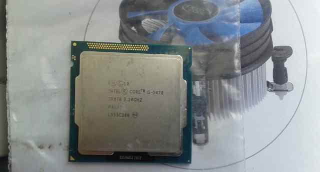 Intel Core i5-3470 (3200MHz, LGA1155)