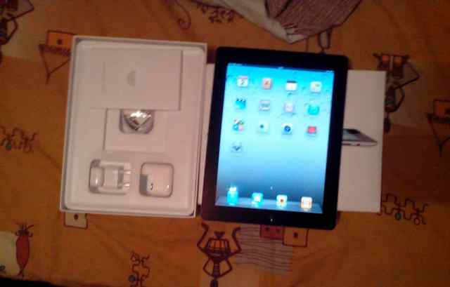 iPad 2 64Gb Wi-Fi + 3G black