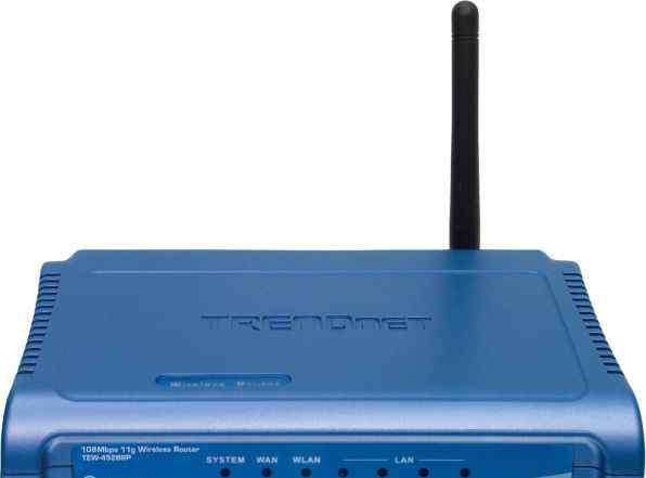 Wi-Fi роутер trendnet TEW-432BRP