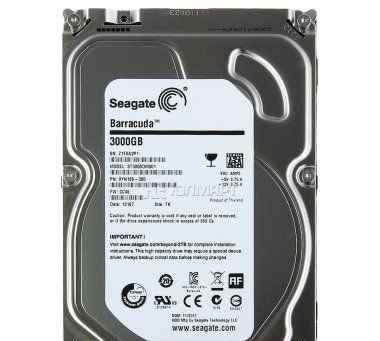 Продаю жесткий диск Seagate ST3000DM001