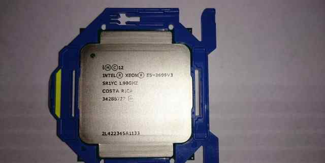 Процессор HP Intel Xeon E5-2609v3