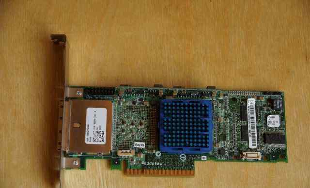 Adaptec ASR-3085 PCI-E, 8xSAS, raid 1/10/5/6/50/60