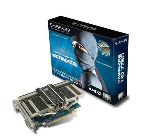Saphire Radeon HD7750 Silent разрешение 4096x2160