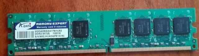 A-Data DDR2 667мгц 1Гб