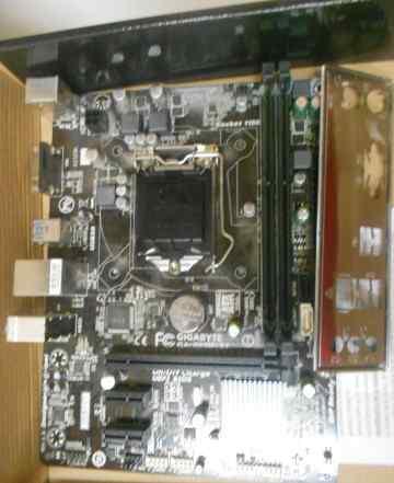 Gigabyte h81m - s1 ver.1 1150 socket