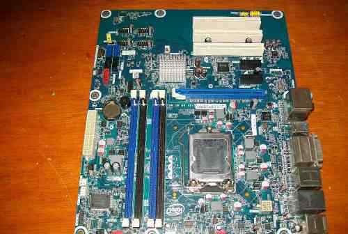 Материнская Плата Intel DH67cl
