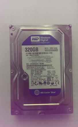 Жесткий диск Western Digital WD3200aaks 320Gb 3.5