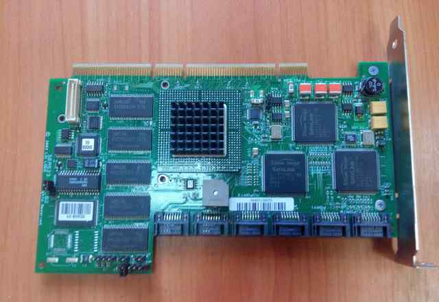 Raid контроллер LSI Logic SER523 REV B2