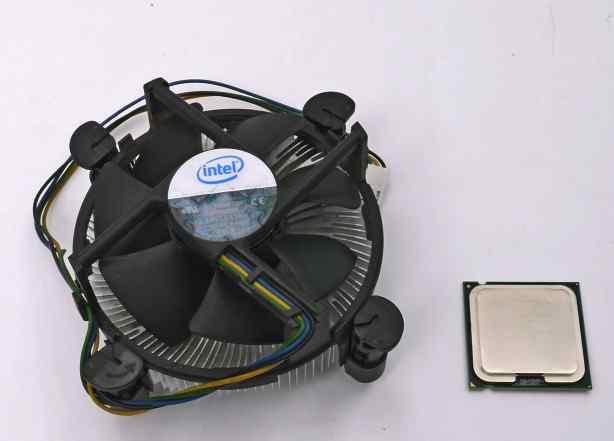 Процессор Intel Core2 Duo E7300 2.53MHz