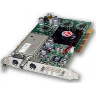 Видеокарта AGP с тв-тюнером ATI All-In-Wonder Pro