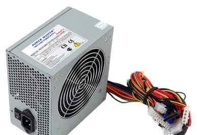 Блок питания Power Master 350W (неисправный)