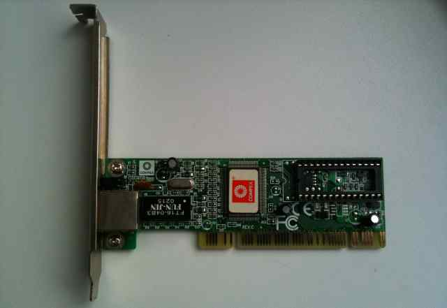 Сетевая карта Compex RE100ATX/WOL PCI 100 Мбит/с