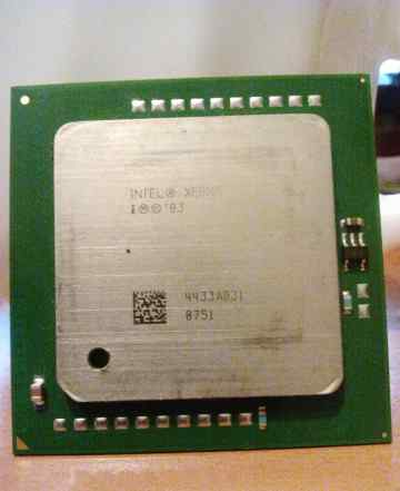 Процессор Intel Xeon 3.2GHz/1M/800 SL7DX
