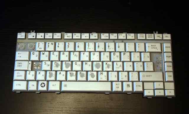 Клавиатура для ноутбука toshiba A210