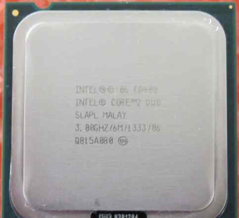 Core2 Duo Processor E8400 LGA775