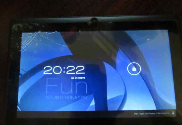 Планшет Rolsen экран 7 Android 4.0 WiFi