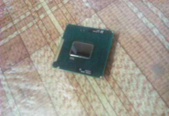Продаётся процессор для ноутбуков Intel core i5