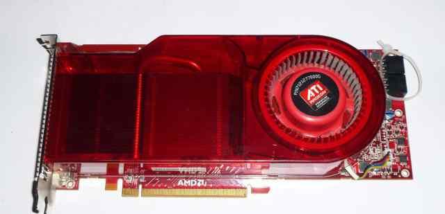 Видеокарта ATI Radeon 4870 512Mb PCIe