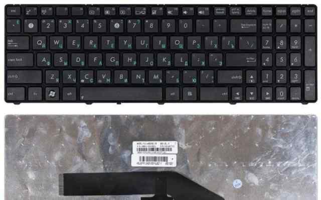 Asus k60i/k60ij/k50 клавиатуры