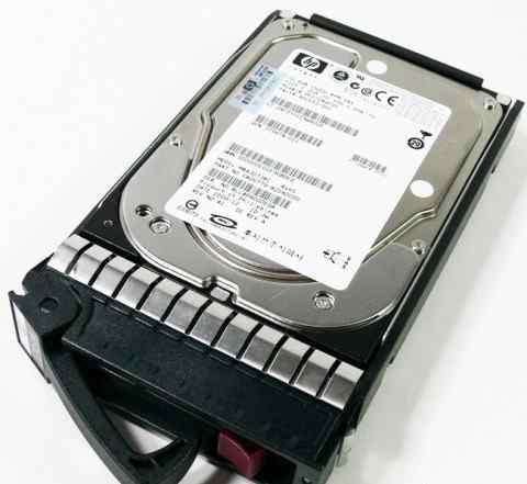 EH0300fbqdd HP 300GB 2.5 15K 6G DP SAS Hot Plug