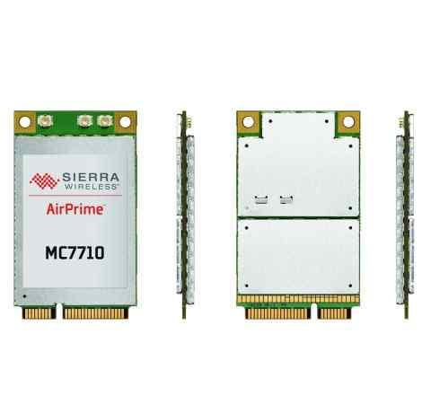Модем Sierra MC7710 с GPS