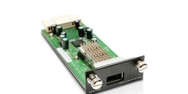 Модули расширения D-link DEM-410X