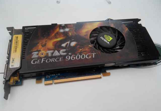 GeForce 9600GT Zotac