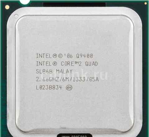 Intel q9400 lga775