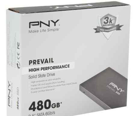 SSD диск PNY SSD9SC480gcda-PB жесткий диск 480гб
