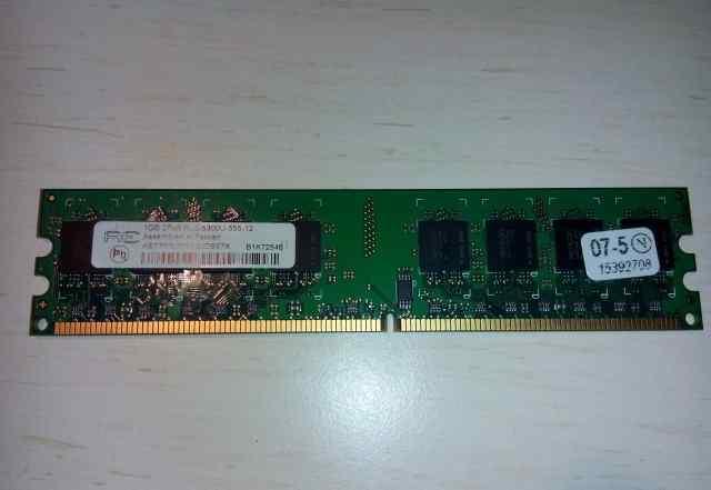 Планка оперативной памяти DDR2 1Gb