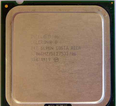 б/у процессоры для пк 478, 775