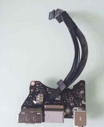 Плата зарядки MagSafe, audio, usb для Macbook Air
