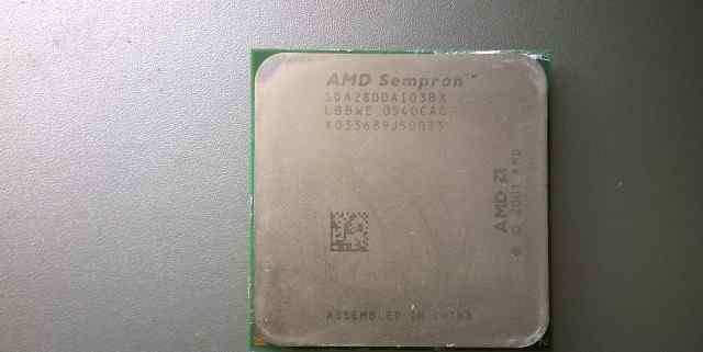 AMD Sempron Socket 754 1600Mhz